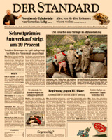 Der Standard (Austria) on IPSP and the chapter 19 workshop on Education