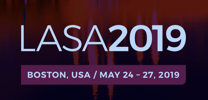 Event: LASA 2019 Justice and Inclusion Conference (Boston)